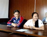 Степанида Артахинова завоевала бронзовую награду на Паралимпийских играх в Лондоне