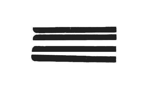 Дуги для блочного лука МК-СВ75 черные