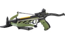 Арбалет-пистолет МК-TCS1 Alligator зелёный